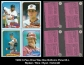 1989 O-Pee-Chee Wax Box Bottoms Panel #I-L