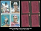 1989 Topps Wax Box Bottoms Panel #I-L