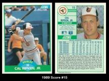 1989 Score #15