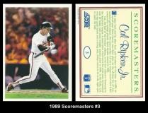 1989 Scoremasters #3