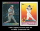 1989 Topps Stickers #150 AS w Mike Greenwell #16