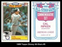 1989 Topps Glossy All-Stars #5