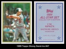 1989 Topps Glossy Send-ins #47