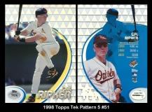 1998 Topps Tek Pattern 5 #51