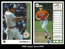1989 Upper Deck #467