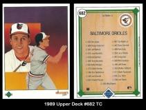1989 Upper Deck #682 TC