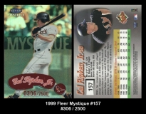 1999 Fleer Mystique #157