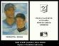 1990 Z-Silk Cachets Lithos #NNO Ripken Pendleton Braves