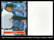 1990-Publications-International-Hottest-50-Players-Stickers-NNO