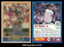 1990 Sportflics #100