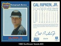 1990 Sunflower Seeds #23
