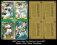 1990 Topps Wax Box Bottoms Panel #M-P