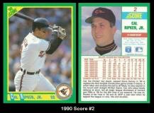 1990 Score #2