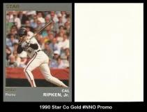 1990 Star Co Gold #NNO Promo