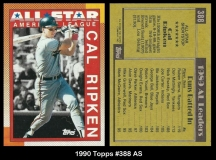 1990 Topps #388 AS