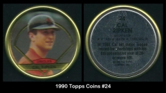 1990 Topps Coins #24