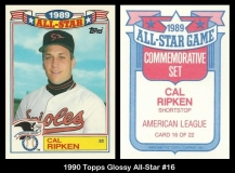 1990 Topps Glossy All-Star #16