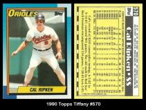 1990 Topps Tiffany #570