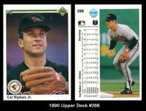 1990 Upper Deck #266