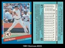 1991 Donruss #223