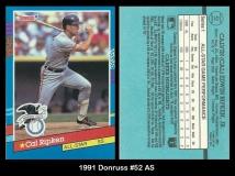 1991 Donruss #52 AS
