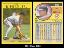 1991 Fleer #490