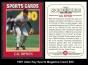 1991 Allan Kay Sports Magazine Insert #30