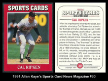 1991-Allan-Kayes-Sports-Card-News-magazine-30