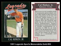 1991-Legends-Sports-Memorabilia-Gold-50
