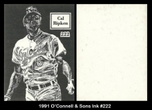 1991 O'Connell & Sons Ink #222