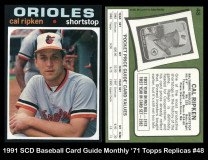 1991-SCD-Baseball-Card-Guide-Monthly-71-Topps-Replicas-18