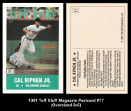 1991-Tuff-Stuff-Magazine-Postcard-17