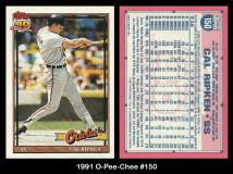 1991-O-Pee-Chee-150-