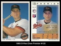 1993 O-Pee-Chee Premier #125