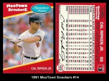 1991 MooTown Snackers #14