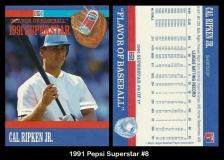 1991 Pepsi Superstar #8