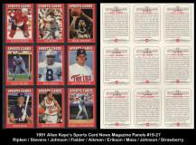 1991-Allan-Kayes-Sports-Card-News-Magazine-Panels-19-27