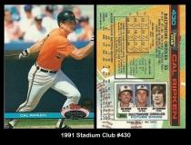 1991 Stadium Club #430