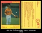 1991 Star Co Diamond #34 Honors & Awards 1