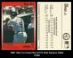 1991 Star Co Home Run #110 Post Season Stats