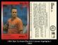 1991 Star Co Home Run #113 Career Highlights 1