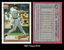 1991 Topps #150