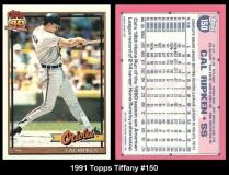 1991 Topps Tiffany #150