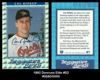 1992 Donruss Elite #S2