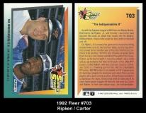 1992 Fleer #703