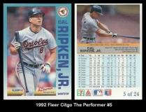 1992 Fleer Citgo The Performer #5