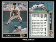 1992 Leaf #52