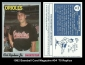 1992 Baseball Card Magazine #34 70 Replica
