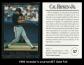 1992 Investors Journal #57 Gold Foil