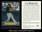 1992 Investors Journal #57 Purple Foil